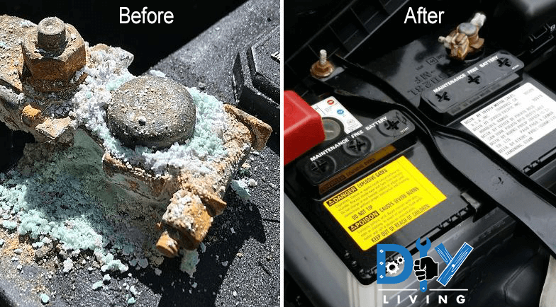 How to Clean Corrosion from Your Battery Terminals & Prevent It from Reforming <i>(The 7 Step Guide)</i>